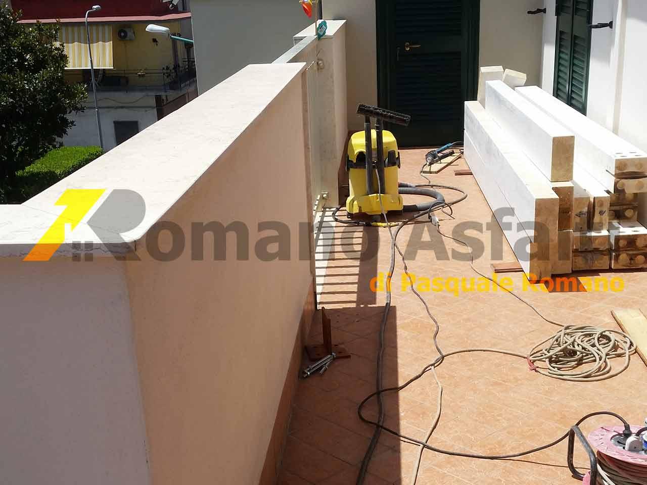 Copertura In Legno Ventilata : Copertura in legno lamellare micro ventilata romano asfalti