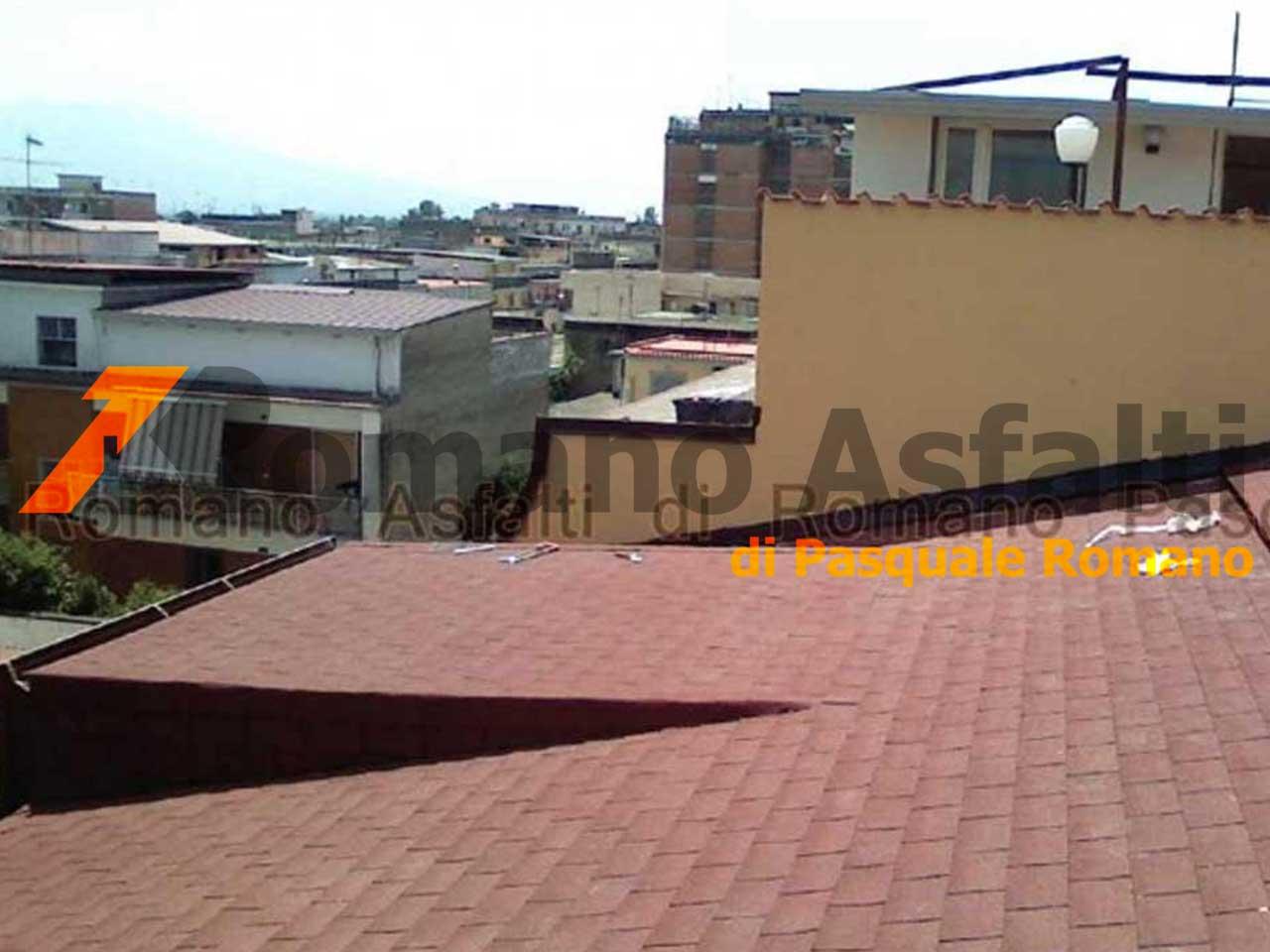 Soluzioni tetto napoli impermeabilizzazioni e non solo for Montaggio tetto in legno ventilato